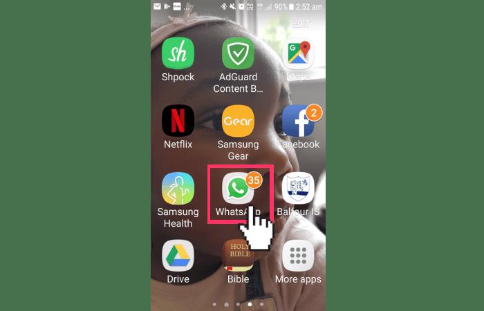 Whats App richtig einstellen
